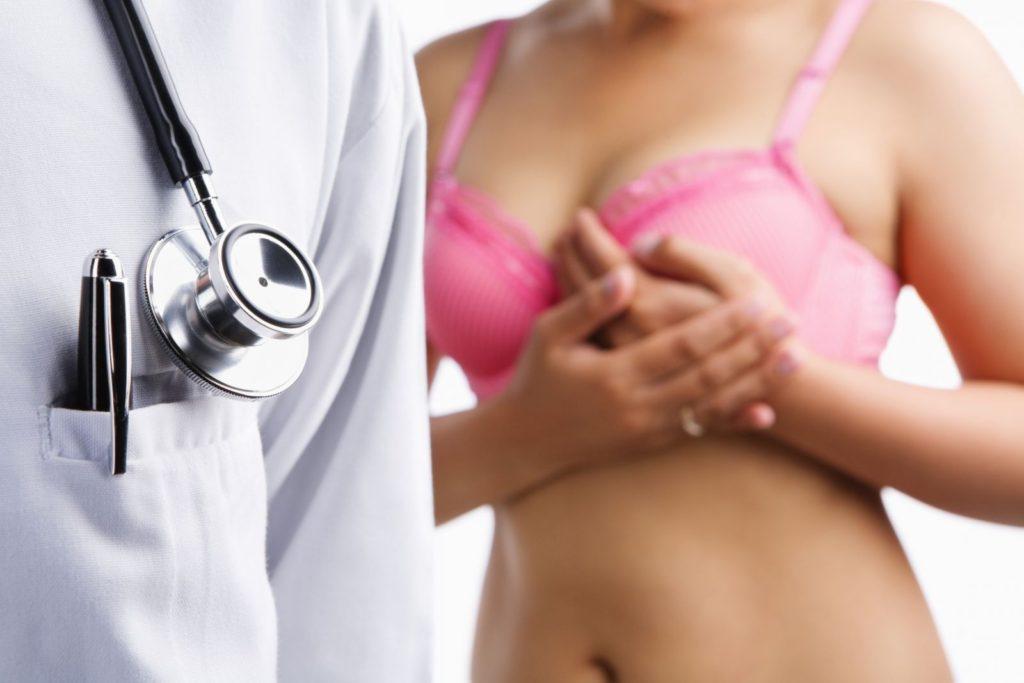 Breast exam kits