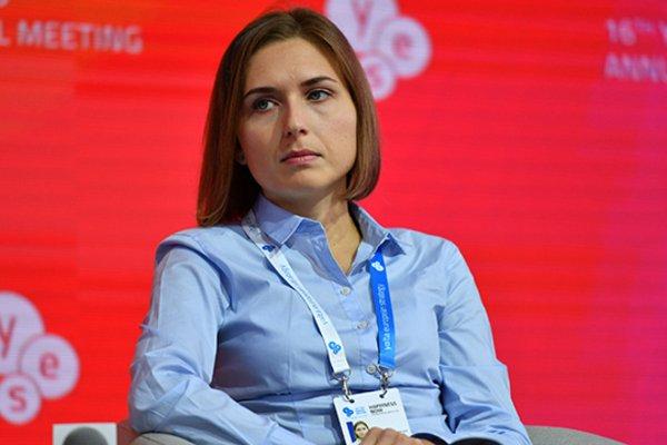 Анна Новосад на YES