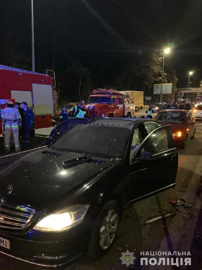 У Києві підірвали авто Ігоря Сала