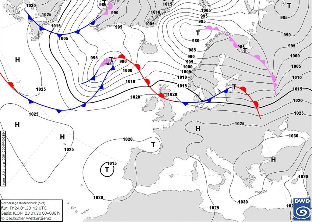 Снігу не чекайте: синоптик уточнила прогноз погоди в Україні на п'ятницю
