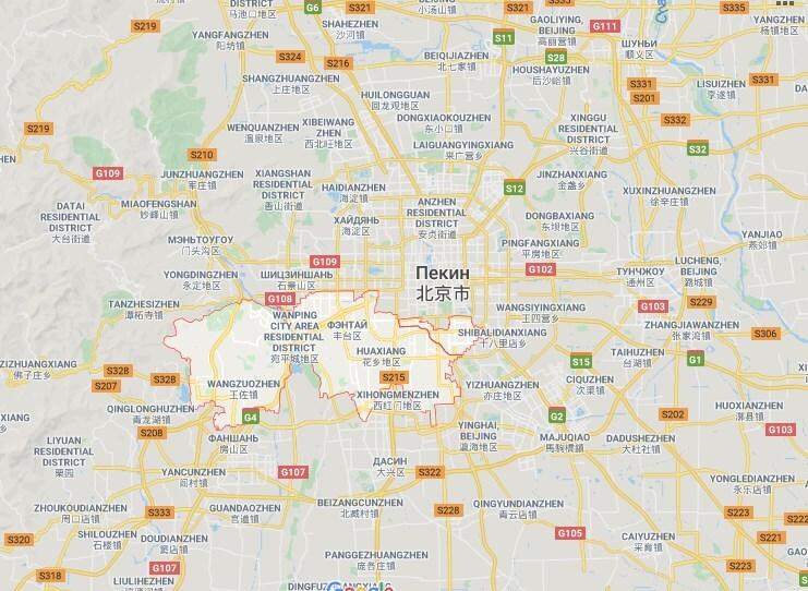 У пекінському районі Фентай ввели режим воєнного стану