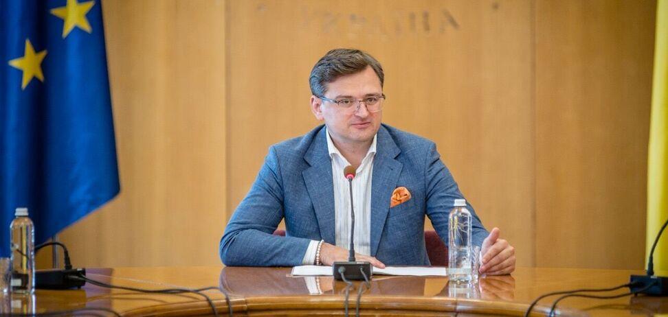 Кулеба закликав до посилення санкцій проти РФ