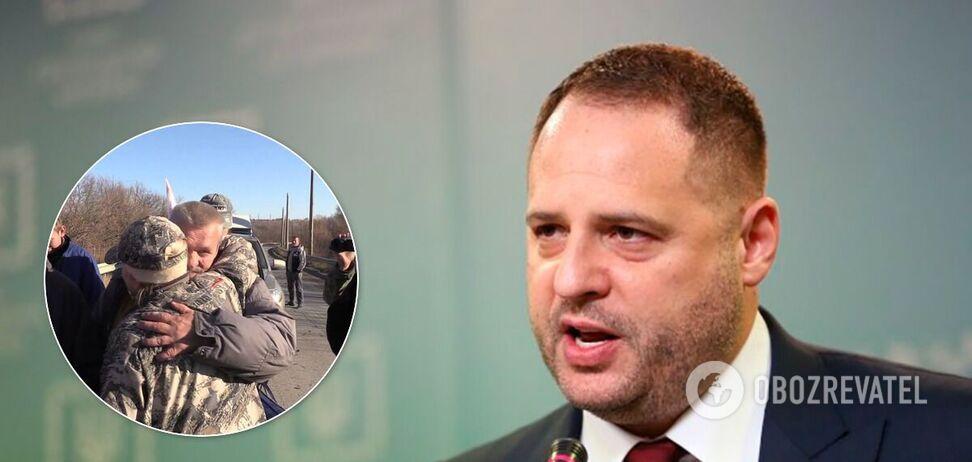 Україна сподівається на обмін 100 полонених найближчими тижнями, – Єрмак
