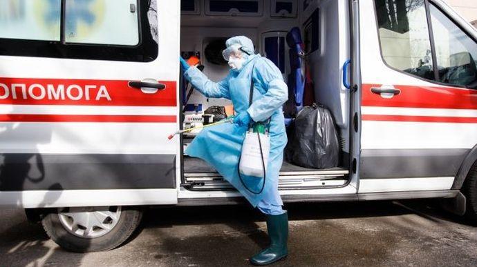 В Україні зросла кількість пневмоній і госпіталізацій із COVID-19 | Українська правда
