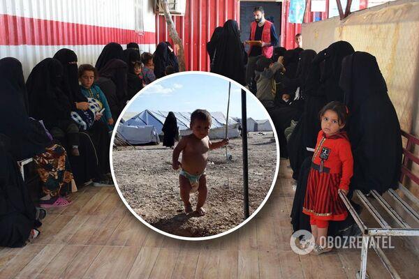 Їла траву і пила воду з річки: українка пережила пекло у Сирії і застрягла в таборі для біженців. Ексклюзив