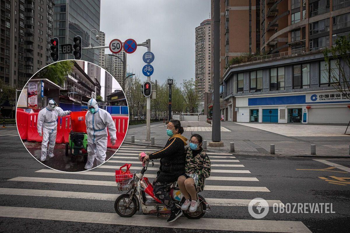 Китайські вчені стверджують, що Ухань не є батьківщиною коронавірусу